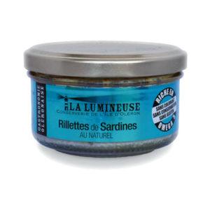 Rillettes de Sardines au naturel